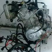 Mesin Vixion Carbu 150cc 2015