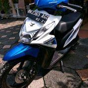 Honda Beat Fi 2016 Plat BK (21189603) di Kota Medan
