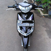 Yamaha Mio Sporty 2011 Plat B Depok (21191191) di Kota Depok