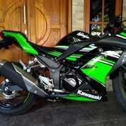 Kawasaki Ninja 250 FI SE 2016 Super Mulus