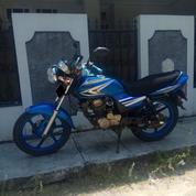 Honda Megapro Mega Pro Primus 2005 Jakarta Biru