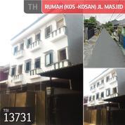 Rumah (Kos-Kosan) Jl. Masjid, Jakarta Barat, 3,2x15m, 4 L (21198091) di Kota Jakarta Barat
