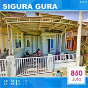 Rumah Murah Luas 87 Daerah Sigura Gura Kota Malang _ 434.19 (21199475) di Kota Malang