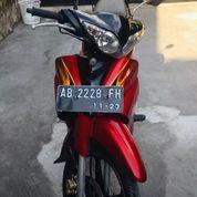 Yamaha Jupiter Z 2008 Plat AB