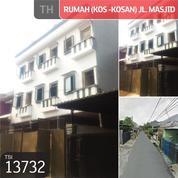 Rumah (Kos-Kosan) Jl. Masjid, Jakarta Barat, 3,2x15m, 4 Lt, SHM (21203543) di Kota Jakarta Barat