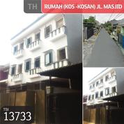 Rumah (Kos-Kosan) Jl. Masjid, Jakarta Barat, 3,2x15m, 4 Lt (21203675) di Kota Jakarta Barat