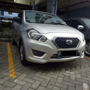 Datsun GO + Silver 2014 KM Rendah