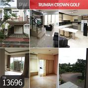 Rumah Crown Golf, PIK, Jakarta Utara, 8x24m, 2 Lt, SHM (21209283) di Kota Jakarta Utara