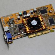 VGA Card AGP 64mb Dan 128 Mb (21211203) di Kota Jakarta Selatan