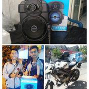 Speaker Musik Portable Karaoke Simbadda Cst836n