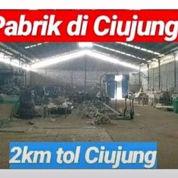 Ex Pabrik Di Kragilan Tanah 1 Hektar 2 Km Ke Tol Ciujung Kab Serang Banten (21212959) di Kab. Serang