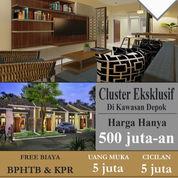 Pesona Sawangan Residence Cluster Citronella Rumah 500jt'an Di Selatan Jakarta