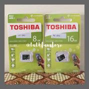 MicroSD 8GB Dan 16GB Toshiba (21216743) di Kota Malang