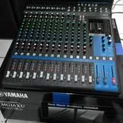 Mixer Yamaha Mg16xu Asli Yamaha
