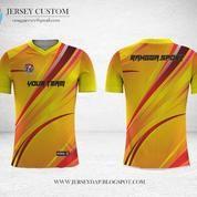 Baju Jersey Voli Printing Desain Terbaru