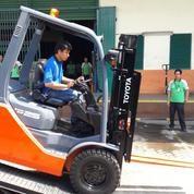 Pusat Beli Forklift Toyota Harga Murah 2020|WIJAYA EQUIPMENTS (21234567) di Kota Pangkal Pinang