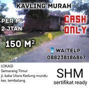 Kavling Paling Murah Kaba Utara Kedung Mundu Semarang (21235499) di Kota Semarang