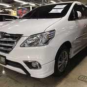 Kijang Inova Warna Putih Automatic Diesel Thn 2014 (21237627) di Kota Banjarmasin