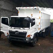 Truk Tronton Hino Siap Kirim Kalimantan (21240523) di Kota Surabaya