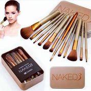 12in1 Kuas Make Up Naked 3 (21245851) di