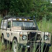 Land Rover Seri 3 Long 1977 Full Orisinil Siap Pakai