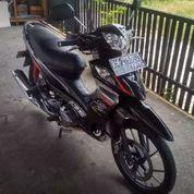 Suzuki Shogun 2009 BM Hitam