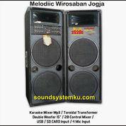 Speaker Aktif 15 Inch DAT 25200 (21251143) di Kota Yogyakarta