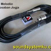 Kabel Mic Audiio Sound 10M (21251363) di Kota Yogyakarta