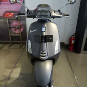 New Vespa Sprint LED 150 I Get ABS (GREY TITANIO)