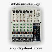 Mixer Soundcraft EFX8/4USB