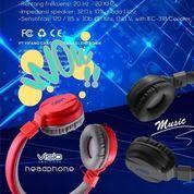 Headphone Headset Visio VS-04 100% Original Visio
