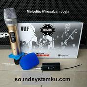 Mic Wireless Soundbest One (21260579) di Kota Yogyakarta