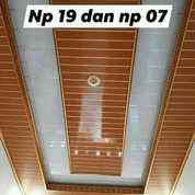 Interior Plafon Pvc (21262487) di Kota Pekanbaru