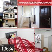 Ruko (Kos-Kosan) Pademangan, Jakarta Utara, 6x6m, 4 Lt, HGB (21269547) di Kota Jakarta Utara