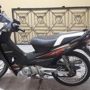 Sepeda Motor Honda Supra Fit Surat-Surat Lengkap Surabaya Termurah