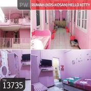 Rumah (Kos-Kosan) Hello Kitty, Jakarata Utara, 105 M, 3 Lt, SHM (21271759) di Kota Jakarta Barat