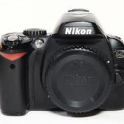 Nikon D40 Body Only Mantaps