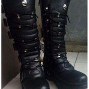 Sepatu Boot Rock AL03