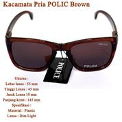 Kacamata Branded Sunglasses Pria POLIC (21279419) di Kota Jakarta Pusat