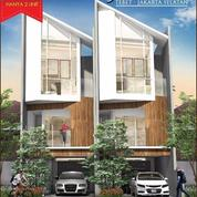 Tebet Beautiful Houses (21285443) di Kota Jakarta Barat