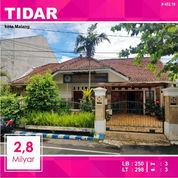Rumah Bagus Luas 298 Di Tidar Bawah Kota Malang _ 453.19 (21294659) di Kota Malang