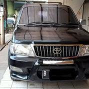 Toyota Kijang LGX Diesel M/T Tahun 2004 Hitam