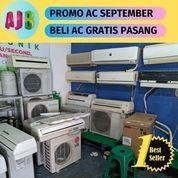 Promo AC Bekas Berkualitas Normal Siap Pakai (21297243) di Kota Semarang