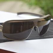 Kacamata Porsche Design P8517 Warna Cokelat Bronze 100% ORIGINAL COD Cibubur (2129838) di Kota Jakarta Timur