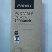 PISEN Powerbank 10000mAh Portable Power (21299719) di Kota Jakarta Barat