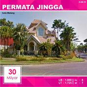 Rumah Mewah Hook Luas 1.725 Di Permata Jingga Suhat Kota Malang _ 458.19