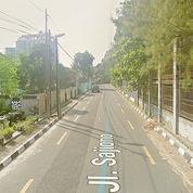 Rumah Pinggir Jalan Area Kotabaru Yogyakarta