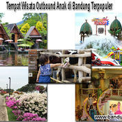 Wisata Outbound Anak Terpopuler Di Bandung (21317995) di Kota Bandung