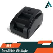 Printer Thermal Withe Adaptor (21320151) di Kab. Tangerang