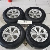 Velg Original Mitsubishi Pajero Dakar Ring 17 (21321951) di Kota Tangerang Selatan